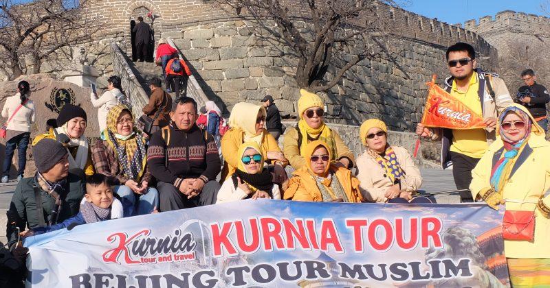 PROMO BEIJING TOUR MUSLIM RP. 12.500.000